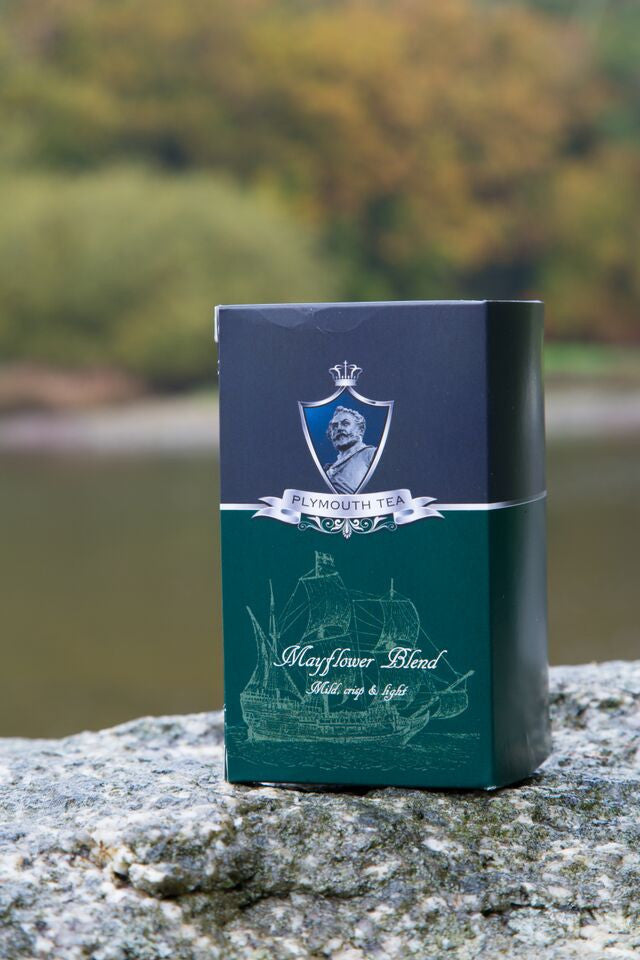 Plymouth Tea - Mayflower Blend Losbladig