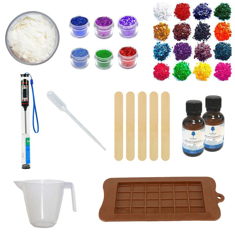 Wax Melt Making Starter Kit - Everything You Need