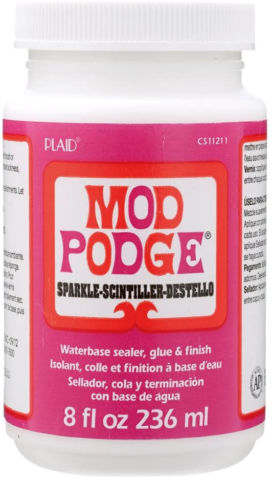 Mod Podge Sparkle - 8 oz / 237 ml