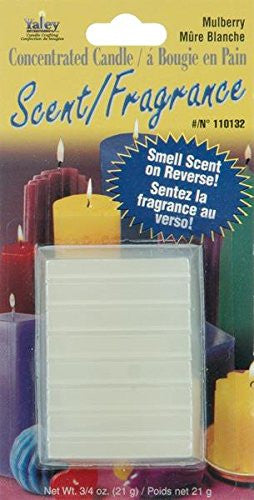 Concentrated Candle Scent Block - Mulberry