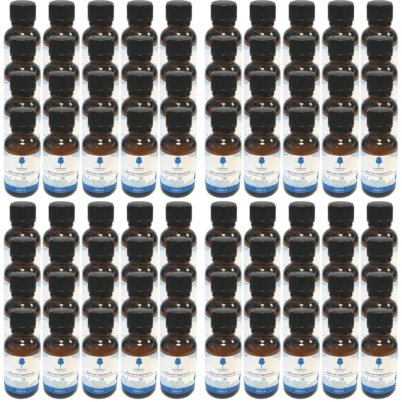 LiveMoor Fragrance Oils - Bulk Sizes - 100ml-2L - Parabens Free