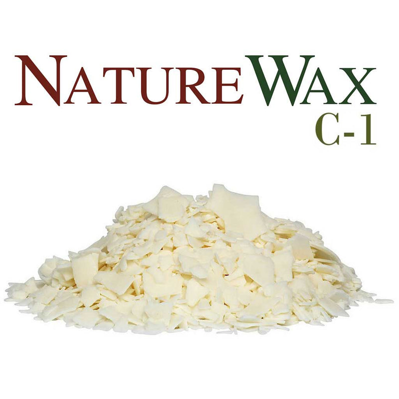 Nature Wax C1 Soy Wax for Containers & Melts - Various Sizes