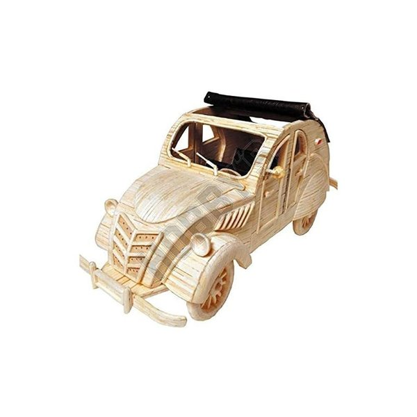 Matchstick Kit - Old Citroen C5 Car