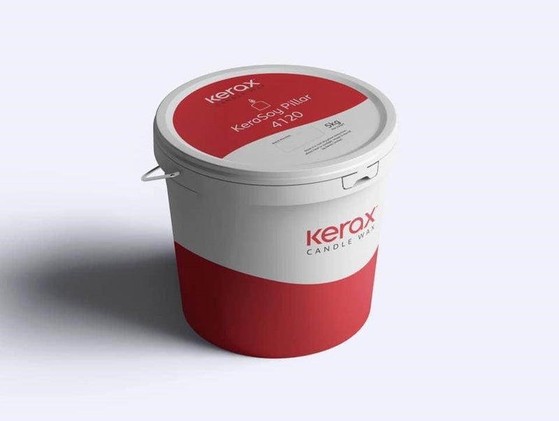 KeraSoy - Pillar Blend - Solid/Block Form In Tubs (4120-TU5) - Various Weights