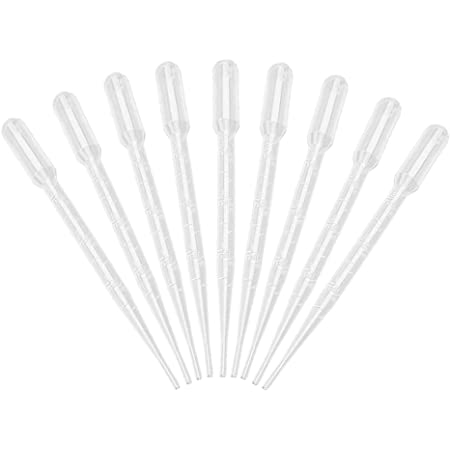 3ml Pasteur Pipettes (graduated)
