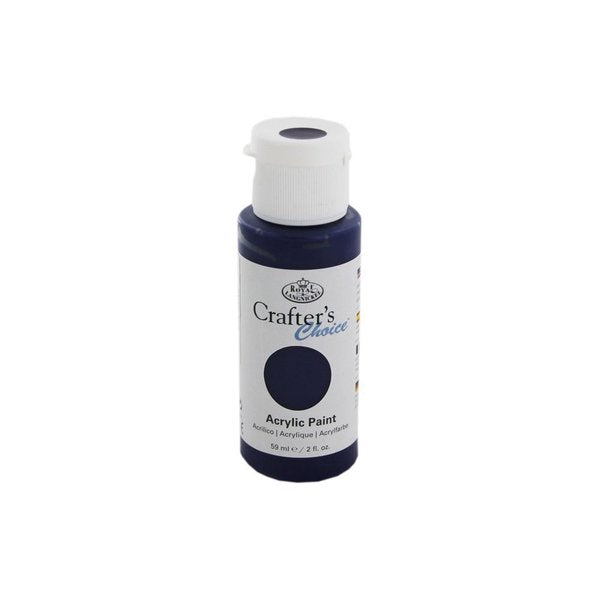 Crafters Choice Acrylic Paint by Royal & Langnickel - Various Colours - 59ml