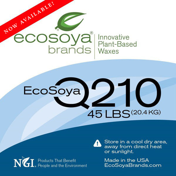 Eco Soya - Quantum 210 - Wax Pellets