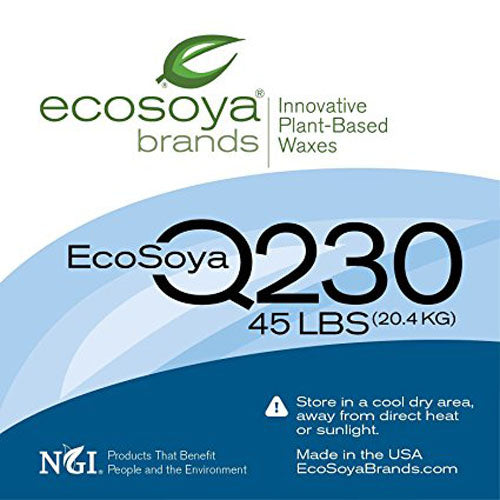 Eco Soya - Quantum 230 - Wax Pellets - Various Sizes Available