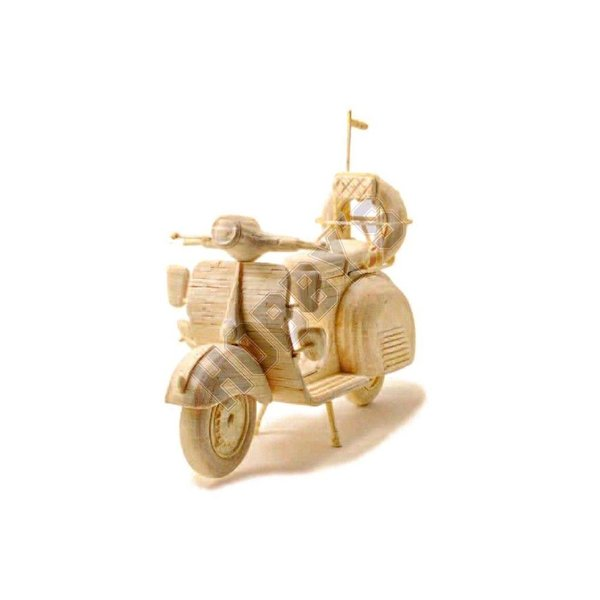 Matchstick Kit - Scooter