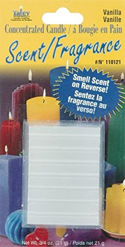 Concentrated Candle Scent Block - Vanilla
