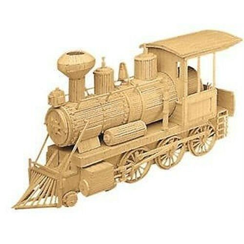 Matchstick Kit - Western Locomotive