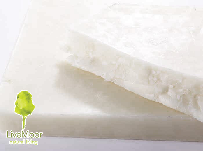 Locally Filtered (White) Beeswax - Bulk/Slab - Perfect For Candle Making