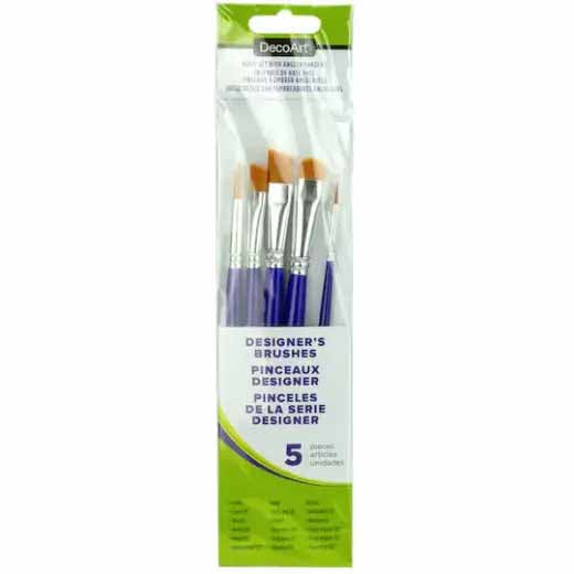 DecoArt Paint Brushes - Various to Choose From
