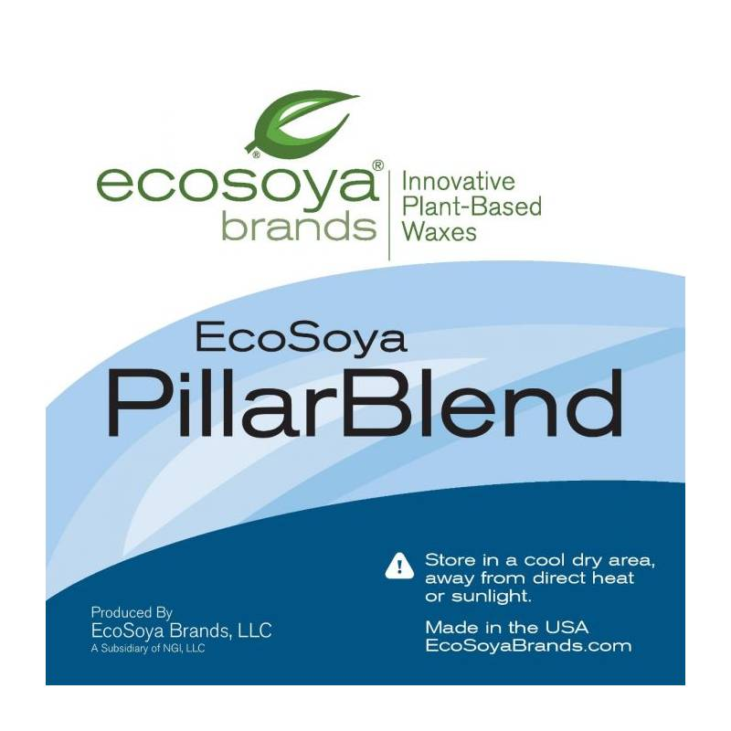 Eco Soya - Pillar Blend - Pellet Form