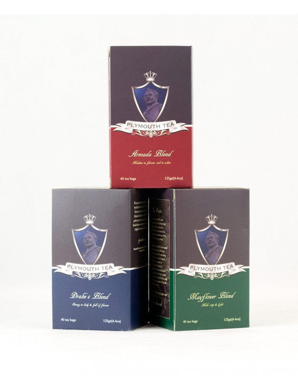 Luxury Tea Bag Selection - Set of 3