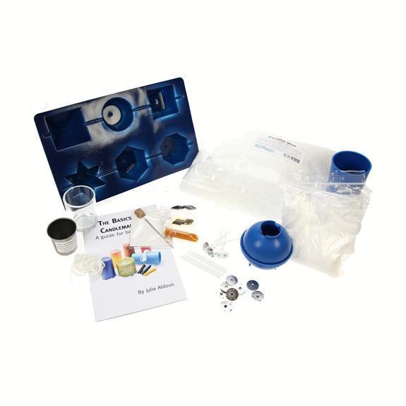 The LiveMoor Ultimate Candle Making Kit