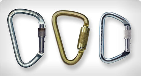 Steel Rescue Carabiners