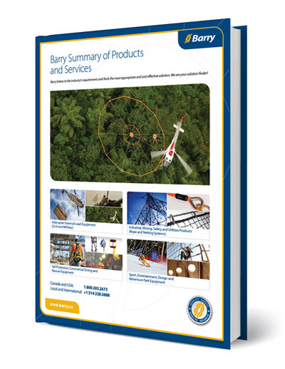Summary of Barry Products and Services