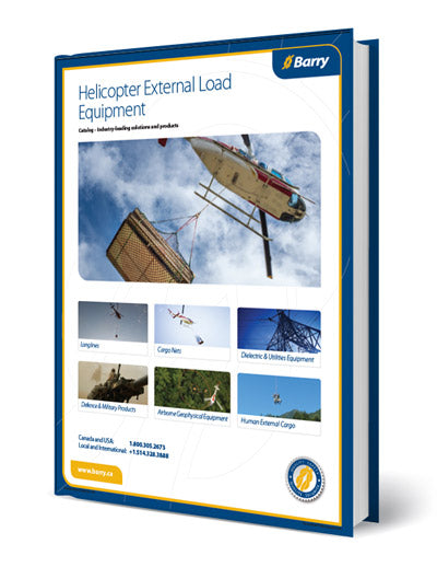 Catalog of Helicopter External Load Equipment