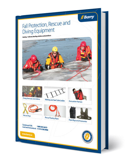 Catalog of Fall Protection, Rescue and Diving Equipment