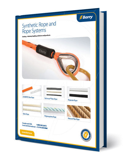 Catalog of Synthetic Rope and Rope Systems