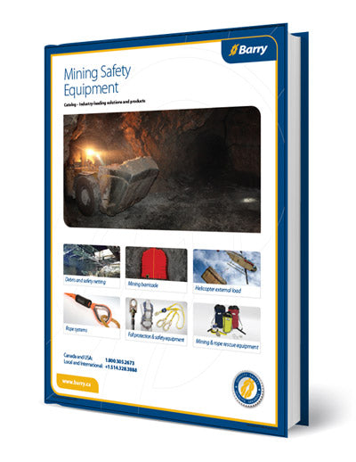 Catalog of Mining Safety Equipment