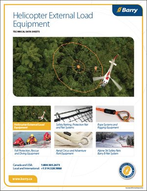 Helicopter Longlines and Helicopter Cargo Nets