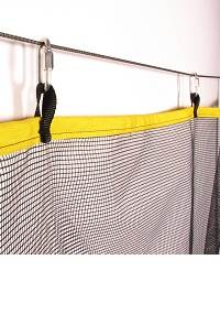 BarryTex PVC - Custom Coated Mesh Netting Panel