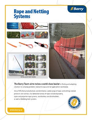 Rope and Netting Systems