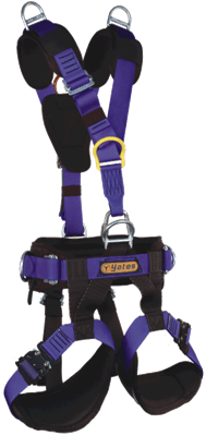 Yates Voyager Harness Medium