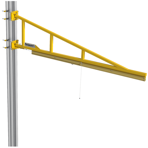 FlexiGuard™ Counterweight Jib with 20 ft. (6.1m) offset - Barry Cordage