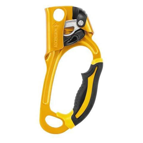 Petzl ASCENSION Handled rope clamp for rope ascents