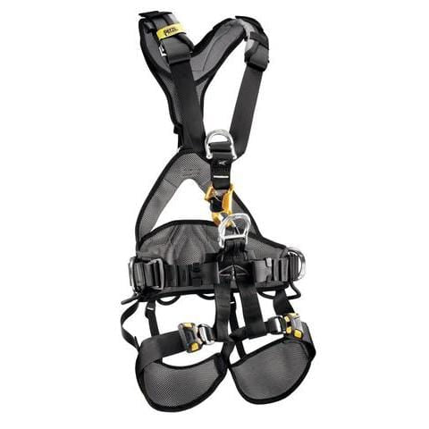 Petzl Avao® Bod Croll® Fast Comfortable harness for rope access