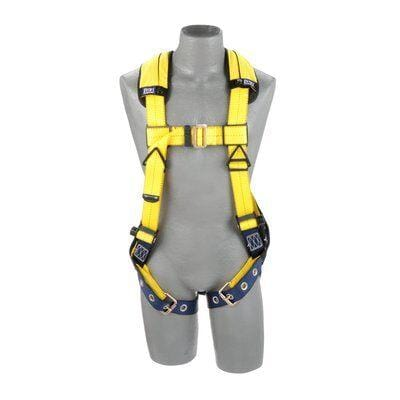 Delta™ Vest Style Harness With Tongue Buckle leg Straps