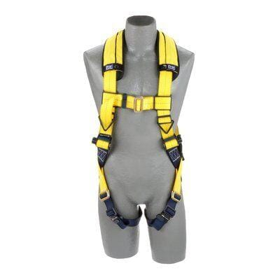 Delta™ Vest-Style Harness With Pass-thru Buckle Leg Straps (size Universal) - Barry Cordage