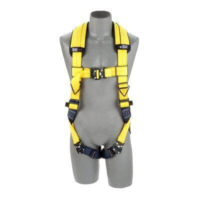 Delta™ Vest-Style Harness With Quick-Connect Buckle Leg Straps - Barry Cordage