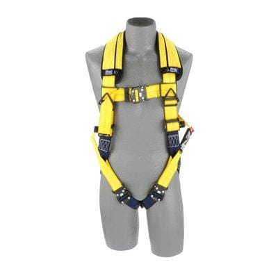 Delta™ Vest-Style Harness quick connect buckle leg straps (size X-Large) - Barry Cordage