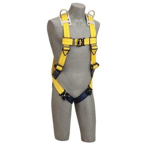 Delta™ Vest-Style Retrieval Harness With Quick Connect Buckle Leg Straps (size Universal) - Barry Cordage