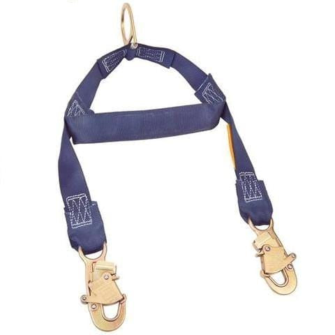 Rescue/Retrieval Y-Lanyard with Spreader Bar