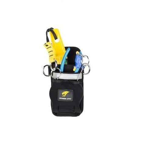 Python Safety™ Dual Tool Holster with 2 Retractors - Harness
