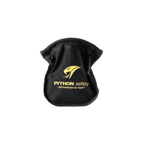 Python Safety™ Small Parts Pouch - Canvas Black - Barry Cordage