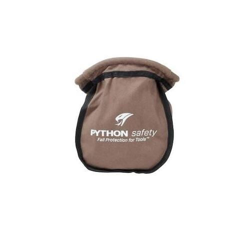 Python Safety™ Small Parts Pouch - Canvas Camo (Tan/Black)