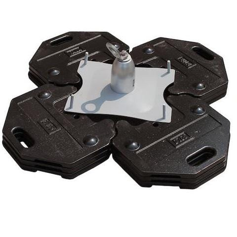 Roof Top Freestanding Counterweight Anchor