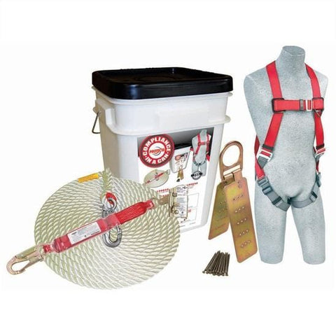 3M™ Protecta® Compliance in a Can™ Roofer's Fall Protection Kit (2199825) - Barry Cordage