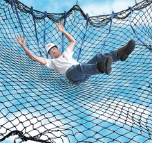 Sinco™ Adjust-A-Net™ Debris/Personnel Net 10 x 15 ft. (3 x 4.6 m) - Barry Cordage