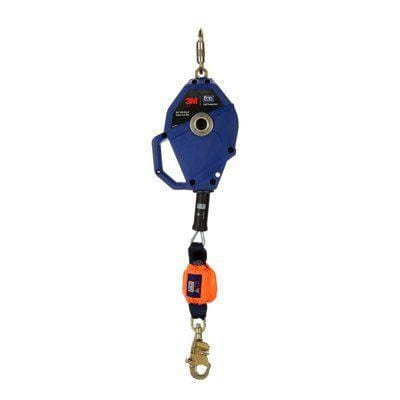 3M™ DBI-SALA® Smart Lock Leading Edge Self-Retracting Lifeline - Galv 30 ft.