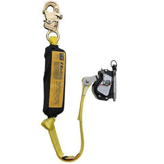 DBI-SALA® Lad-Saf™ Mobile Rope Grab 3 ft (0.9 m) lanyard - Barry Cordage
