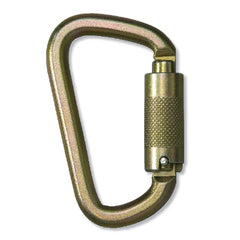 Yoke asymetrical D carabiner CSA - Barry Cordage