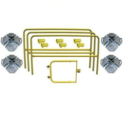 Portable Guardrail Roof Hatch Kit