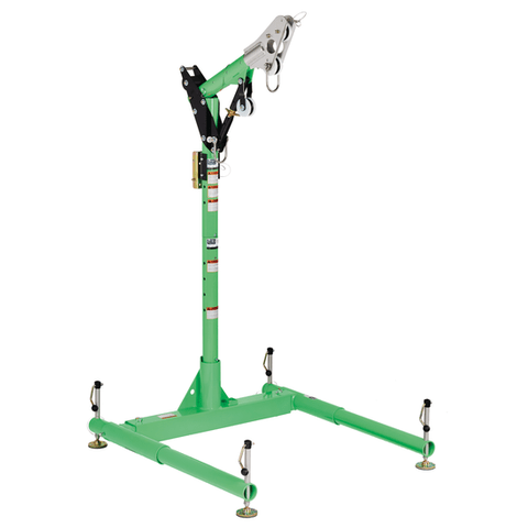 Advanced™ 5-Piece Davit Hoist System